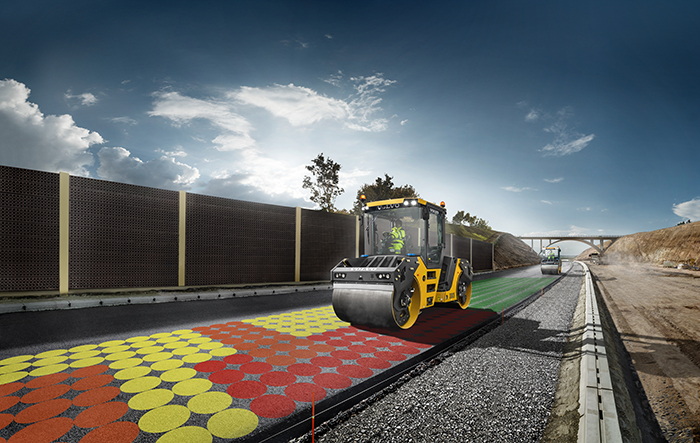 Say goodbye to guess-work with Volvo's Intelligent Compaction (IC) system.