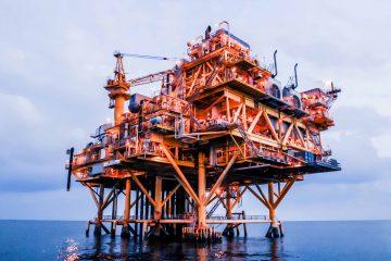 Platform Gulf of Mexico